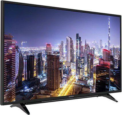 Grundig 55 VLX 7710 BP   55 Zoll 4K UHD TV für 434€ (statt 459€) + 86€ an Superpunkten