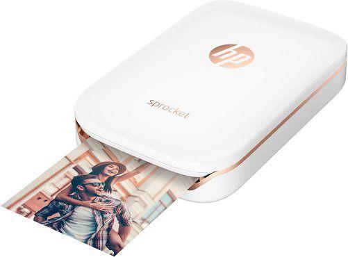 HP Sprocket Mobildrucker in weiß und rot ab 94,99€ (statt 110€)