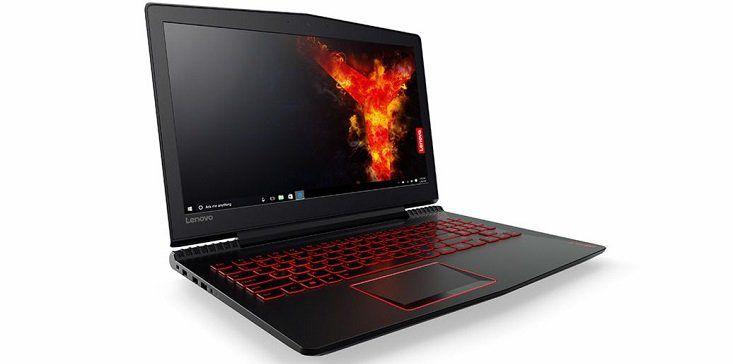 Lenovo Legion Y520 (80WK00LMGE)   15,6 Laptop mit 16 GB RAM, 128 GB SSD, GTX 1050 Ti und Windows 10 für 1.189,15€ (statt 1.399€)