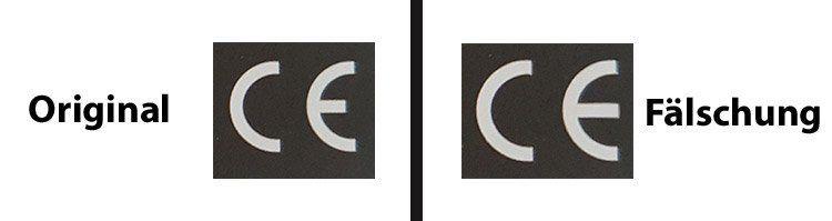 Was bedeuten die Kennzeichnungen auf elektronischen Geräten?
