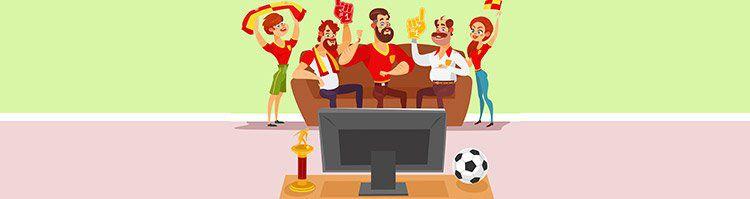 NEWS: Low Latency Service bei waipu.tv   Perfekt für die WM
