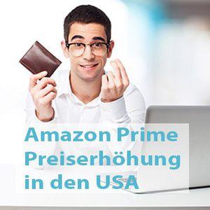 NEWS: Wird Amazon Prime in Deutschland bald teurer?