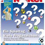Kicker Jahresabo (104 Ausgaben) für 230,40€ inkl. 140€ Verrechnungsscheck