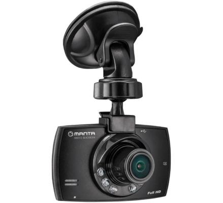 Manta MM313   FullHD Dashcam mit Bewegungserkennung für 19,99€ (statt 24€)
