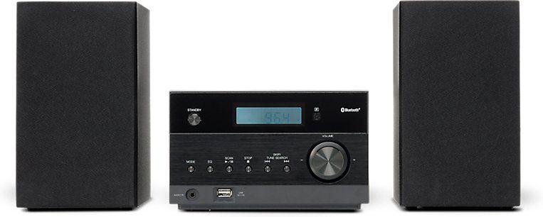 MEDION LIFE E64046 Micro Audio System mit DAB+ & Bluetooth Funktion für 49,95€ (statt 60€)