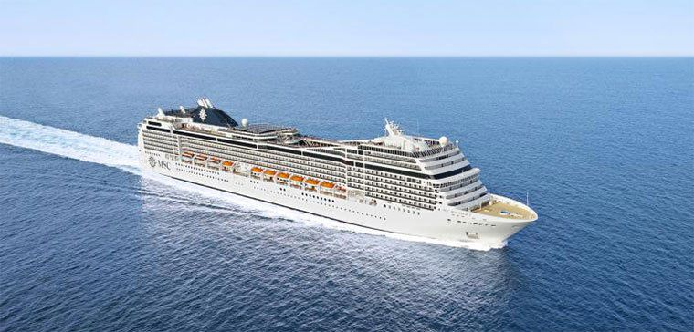 11 Tage Nordsee Kreuzfahrt mit der MSC Magnifica ab Hamburg inkl. Vollpension & mehr ab 699€