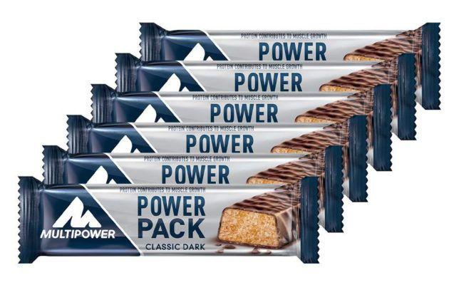 Schnell: Multipower Power Packs (12x35g) Vanilla MHD 31.05.2018  für nur 8,57€ mit Versand