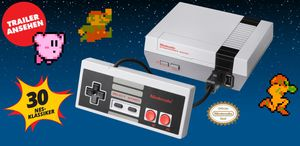 NEWS: Nintendo NES Classic Mini ab 29. Juni wieder im Verkauf