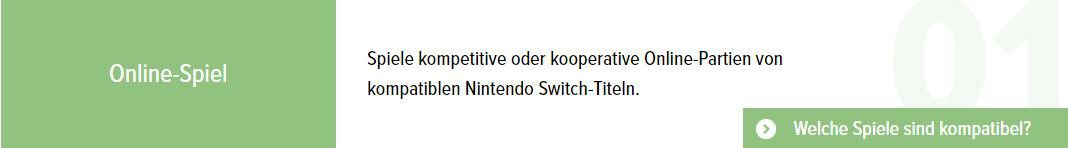 *UPDATE* NEWS: Nintendo Switch Online jetzt verfügbar