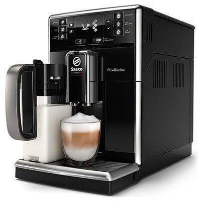 Saeco SM5470/10 PicoBaristo   Kaffeevollautomat mit integriertem Milchbecher & Aquaclean für 507,95€ (statt 759€)