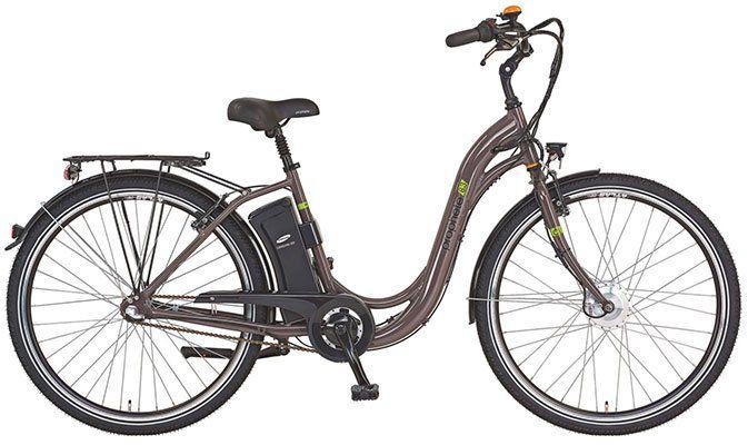 PROPHETE Damen E Bike Alu City 28 GENIESSER (e8.3) für 789€ (statt 1.100€)