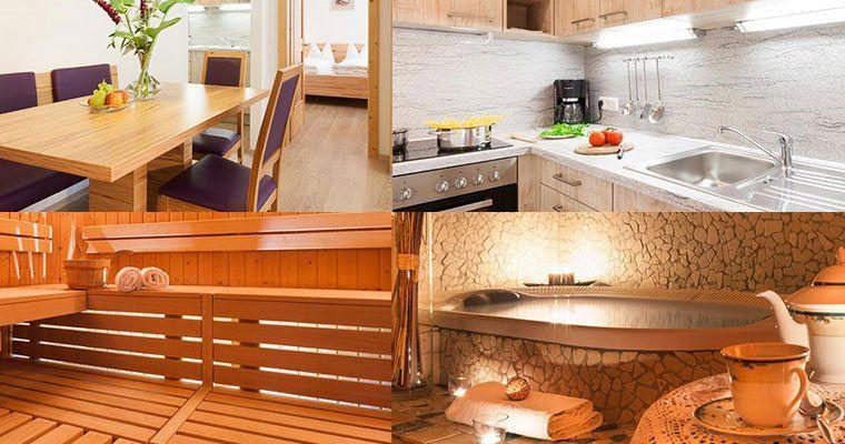 7 ÜN in Südtirol in einem Apartment mit Küche inkl. Hallenbad & Extras für 200€ p.P.