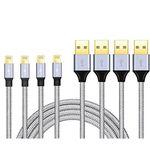 TUXWANG Lightning Kabel (1,8m!) im 4er Pack für 7,69€ (statt 11€) – Prime