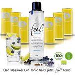 Feel! Munich Dry Gin (500ml, 47 Vol-%) + 6 x 28 Drinks Tonic Water für 27,90€ inkl. 1,50€ Pfand (statt 42€)