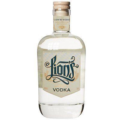Lions Vodka (0,7 Liter, 42 Vol. %) für 24,90€ (statt 27€)