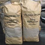 20 kg Grillholzkohle (100% Eiche) für 17,90€