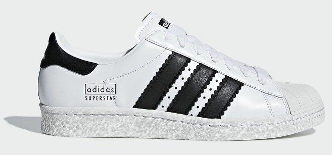 adidas Originals Superstar weiße Herren Sneaker für 54,97€