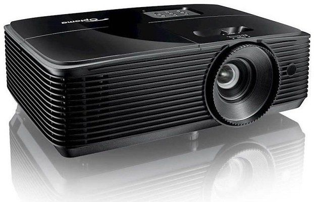 Optoma HD144X 3D FullHD Beamer für 398,97€ (statt 485€)