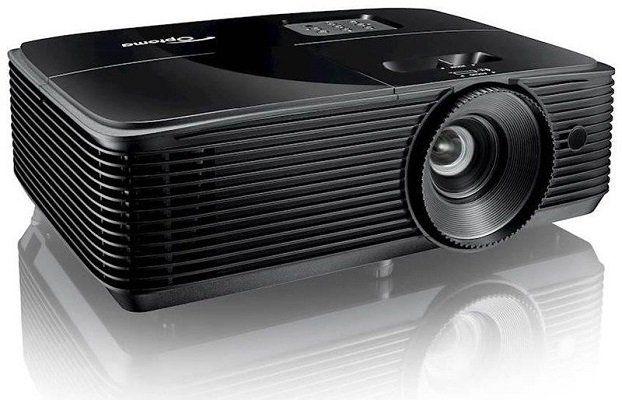 Ab 10 Uhr: Optoma HD144X 3D FullHD Beamer für 369€ (statt 445€)