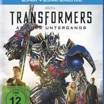 Transformers – Ära des Untergangs (Blu-Ray) für 3,67€ (statt 8€)