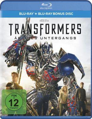 Transformers   Ära des Untergangs (Blu Ray) für 3,67€ (statt 8€)