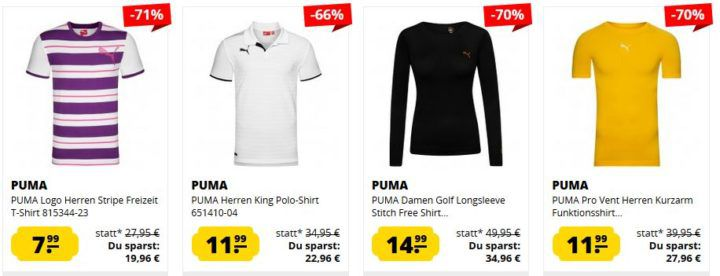 SportSpar Sale mit Artikel unter 15€   z.B. adidas Performance Techfit Shirt für 14,99€