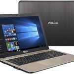 Asus VivoBook  X540LA-DM1208T – 15,6″ Notebook (i3, 1TB, 8GB, Win10) für 379,90€ (statt 467€)