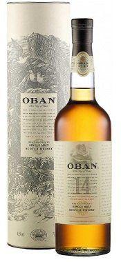 Vorbei! Oban Single Malt Whisky 14 Jahre Schottland mit 43 % Vol. für 34,95€ (statt 40€)