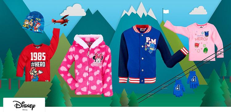Disney, Paw Patrol Fashion, Minions, etc. im Sale für Kiddies bei Vente Privee