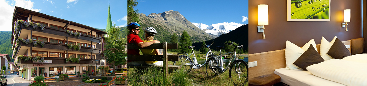 3, 4 o. 7 ÜN in Zell am Ziller (Österreich) inkl. Halbpension, E Bikeverleih, Willkommensgetränk und SPA Nutzung ab 199€ p.P.