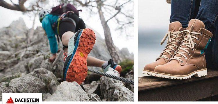 Dachstein Trekking und Outdoor Sale   z.B. Skylite Herren Vibram Schuhe ab 59,99€ (statt 85€)