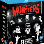 Universal Classic Monsters: The Essential Collection (Blu-ray) für 15,44€ (statt 25€)