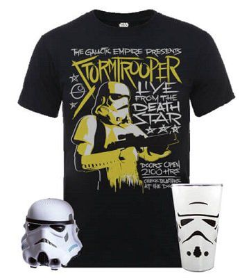 Star Wars Mega Stormtrooper Paket für 31,48€ (statt 44€)