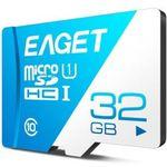 EAGET T1 – Class 10 TF Card mit 32GB für 4,20€