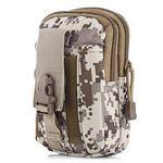 Vorbei! Kleine praktische Tasche in Camouflage-Optik für 1,71€