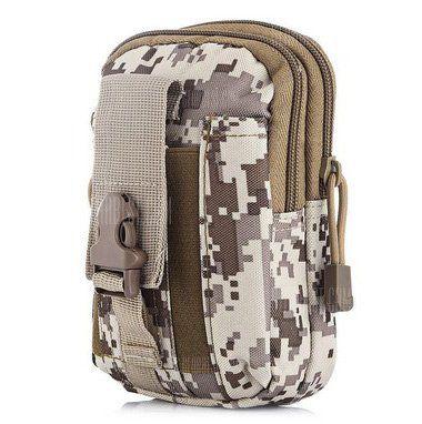 Vorbei! Kleine praktische Tasche in Camouflage Optik für 1,71€