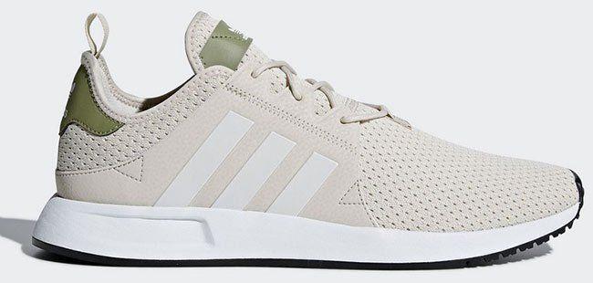 adidas Originals Herren Sneaker X PLR in Beige für 38,22€ (statt ~60€)