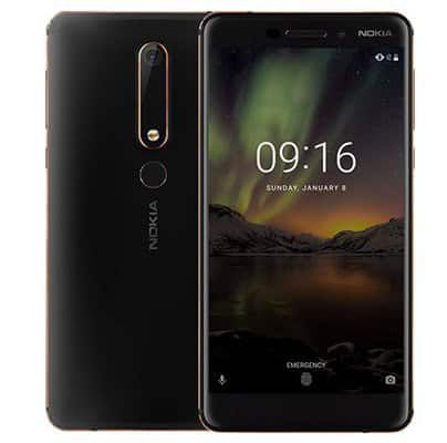 NOKIA 6.1   32GB DualSIM Smartphone für 179€ (statt 225€)