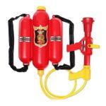 Wasserschlauch mit Rucksack als Wasserpistole für 8,55€