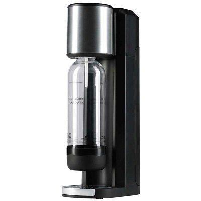 SimplyBestBuy Wassersprudler inkl. 1 Sprudlerflasche & CO2 Zylinder für 44,99€ (statt 70€)