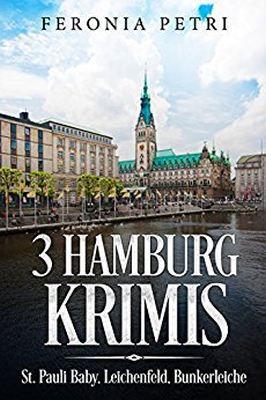 3 Hamburg Krimis (Kindle Ebook) gratis