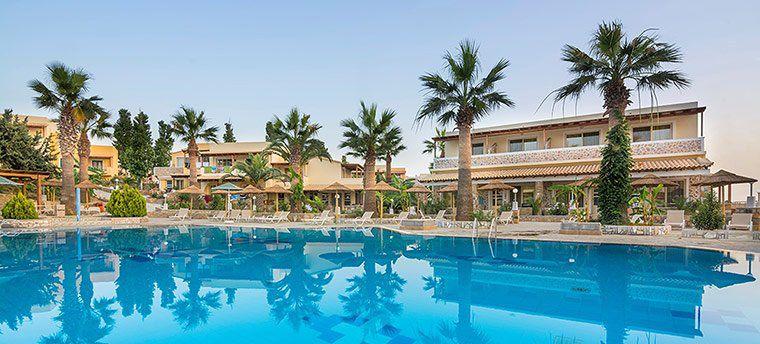 8 Tage Insel Kos im 5* Hotel mit All Inclusive, Flug & Transfer für 493€ p.P.