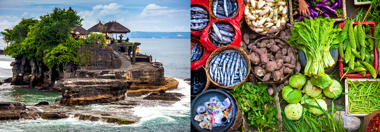 16 ÜN Inselhopping in Indonesien inkl. Frühstück, Transfers, Exkursionen & Flüge ab 1.449€ p.P.