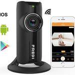 FREDI FRFV – 1080p WLAN-Cam für 20€ (statt 50€)