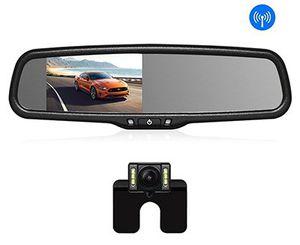 AutoVox T1400W   Kabelloses Rückfahrkamera Set für 90,99€ (statt 130€)