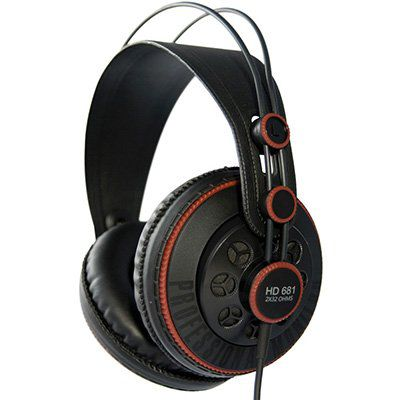 Superlux HD681   OverEar Kopfhörer für 17,11€ (statt 21€)