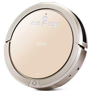 GBlife 680G Saugroboter mit 5 Reinigungsmodi für 129,99€ (statt 205€)