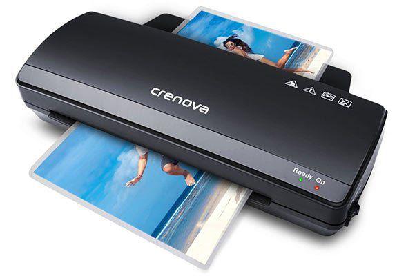 Crenova LT01    Laminiergerät mit 2 Rollen für 19,59€ (statt 28€)