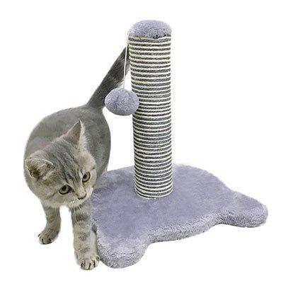 Kratzsäule für Katzen für 12,40€ (statt 31€)