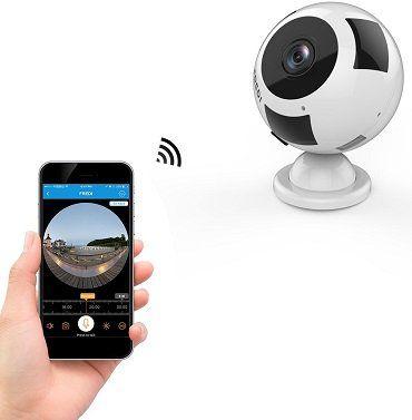 Fredi 960p IP Kamera mit App Steuerung für 29,99€ (statt 49€)